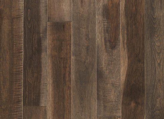 Maple Distressed Solid Hardwood