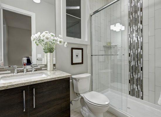Shower And Bath Tile