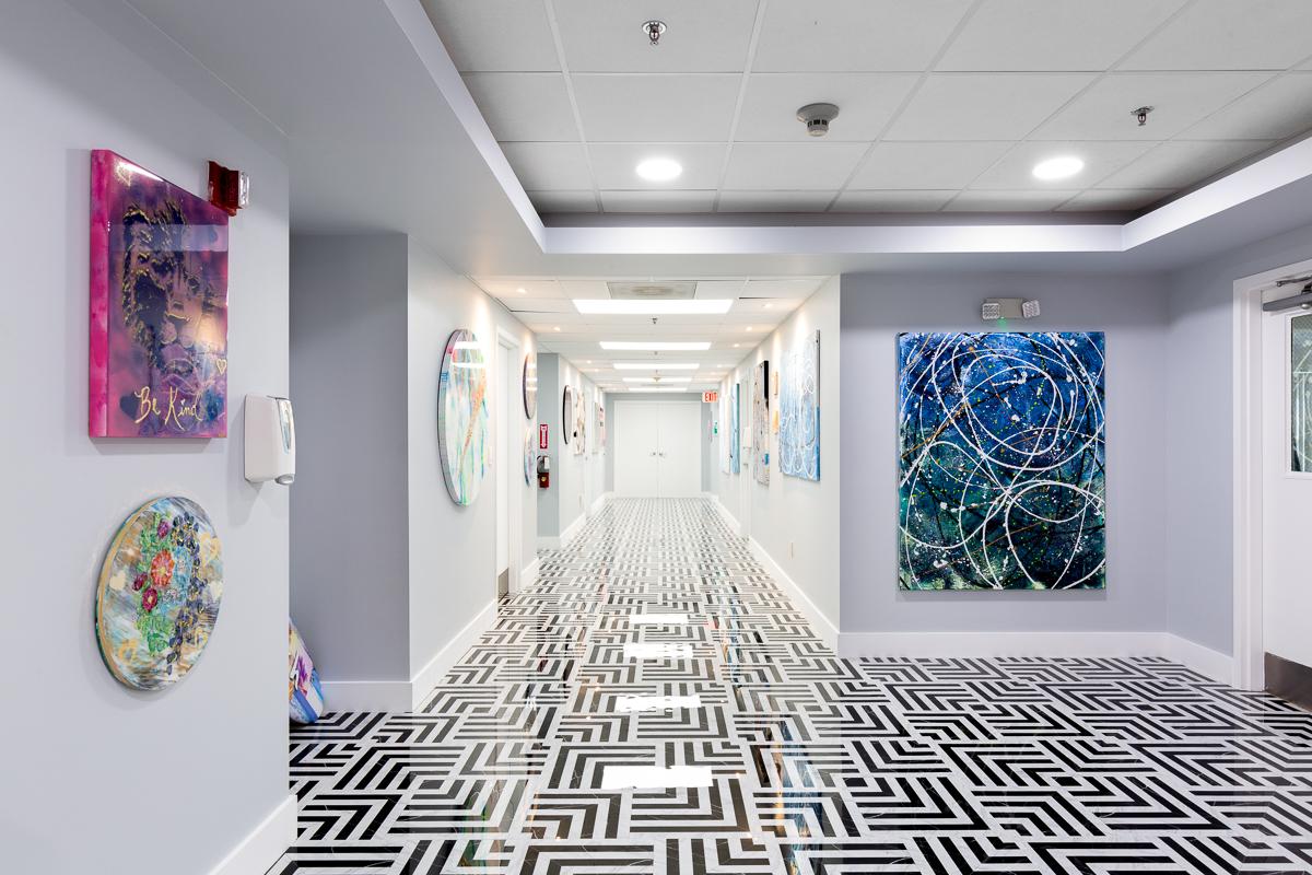 Fire Black Porcelain Floor 2