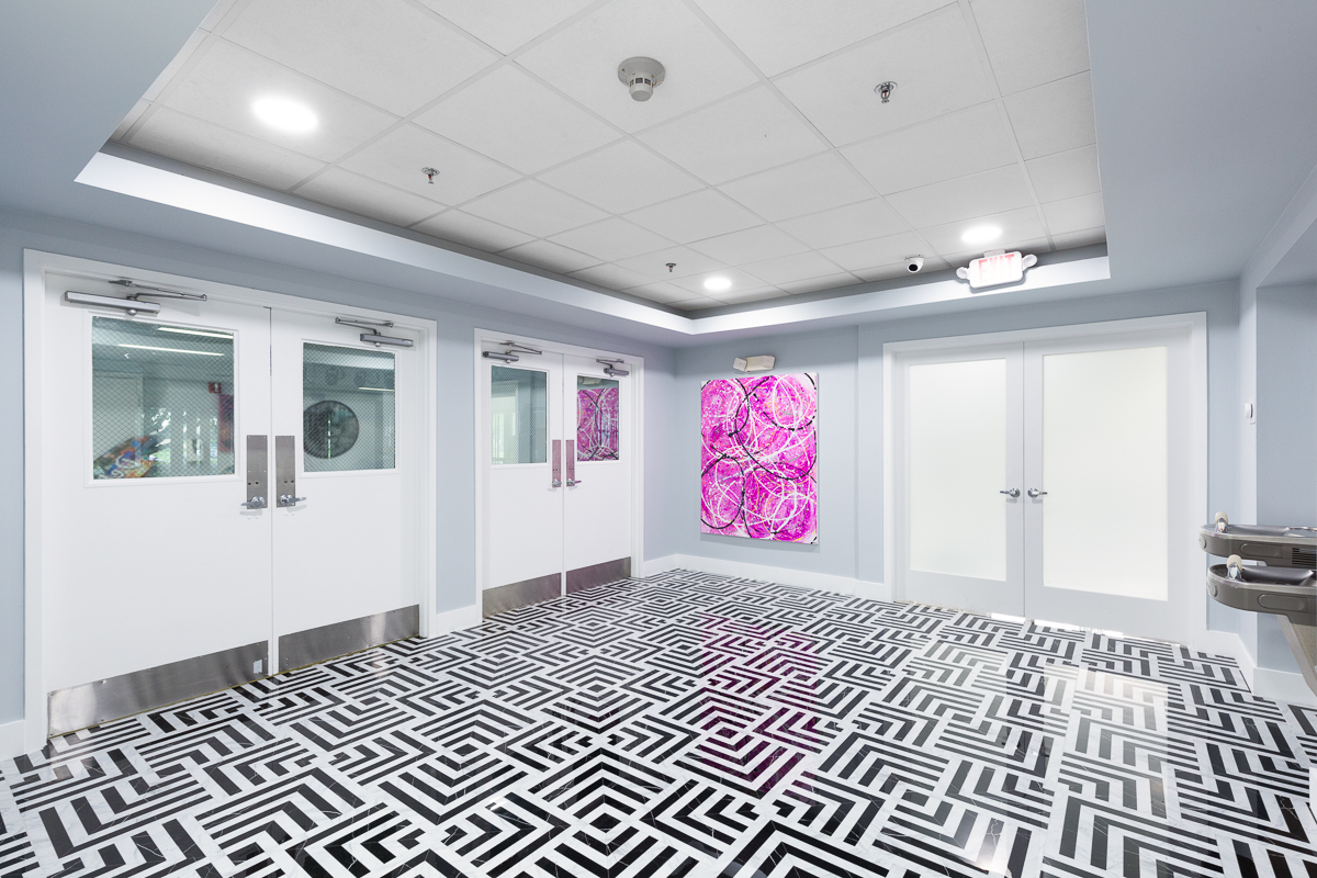 Fire Black Porcelain Floor 3