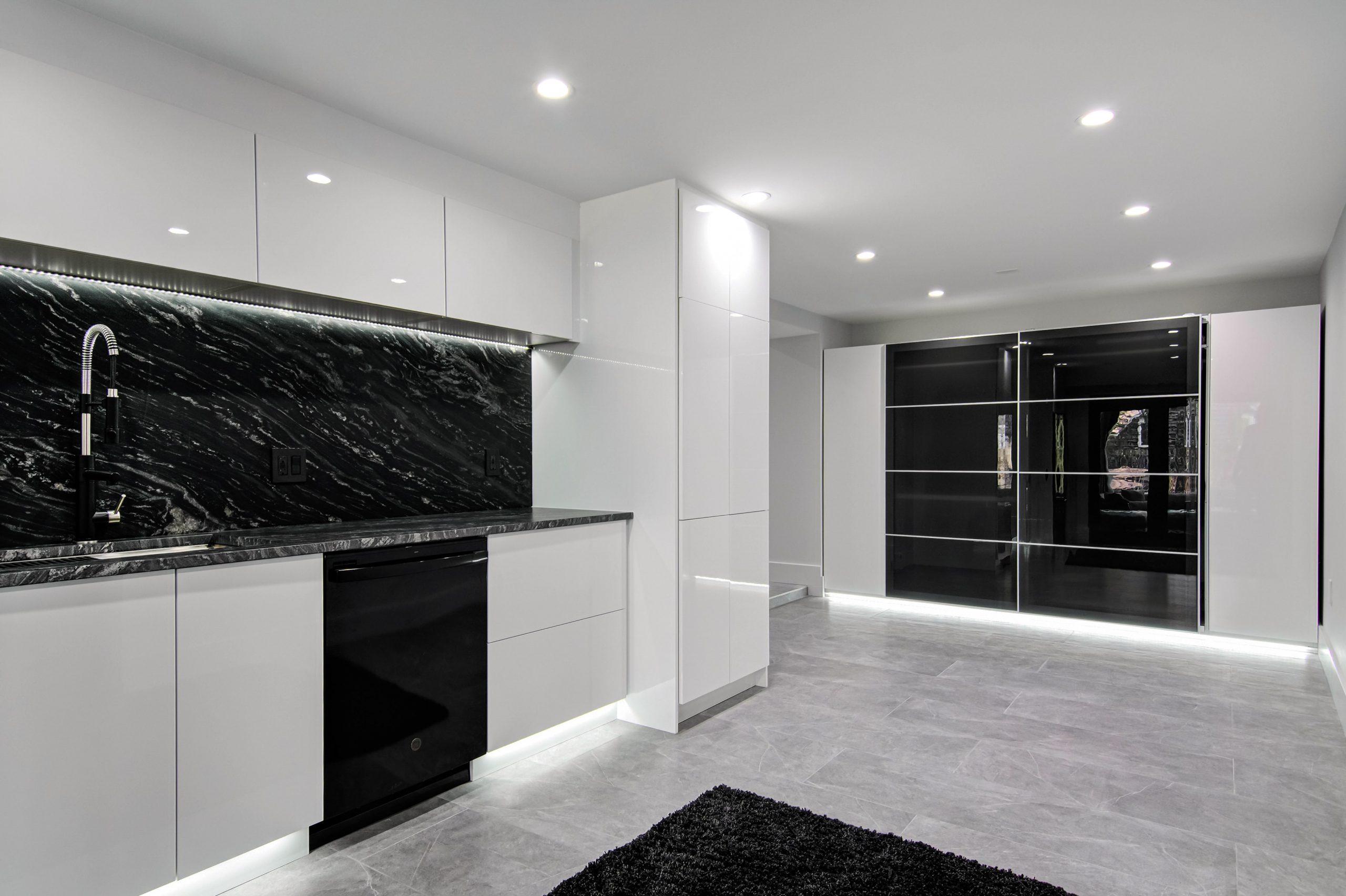 Updgraded Kitchen