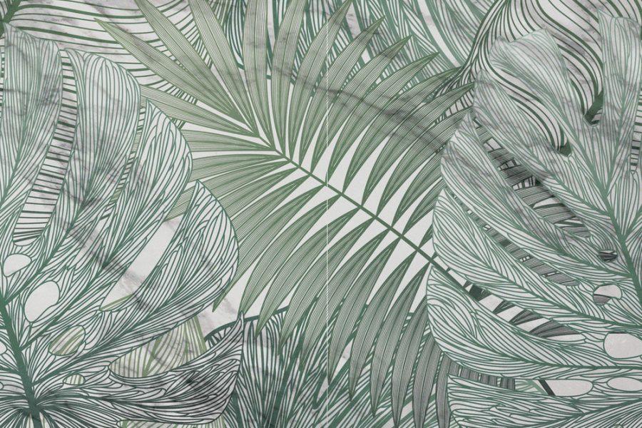 Porcelain slab Jungle