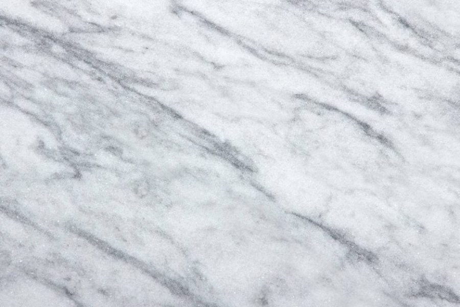 White With Grey Veins Marble